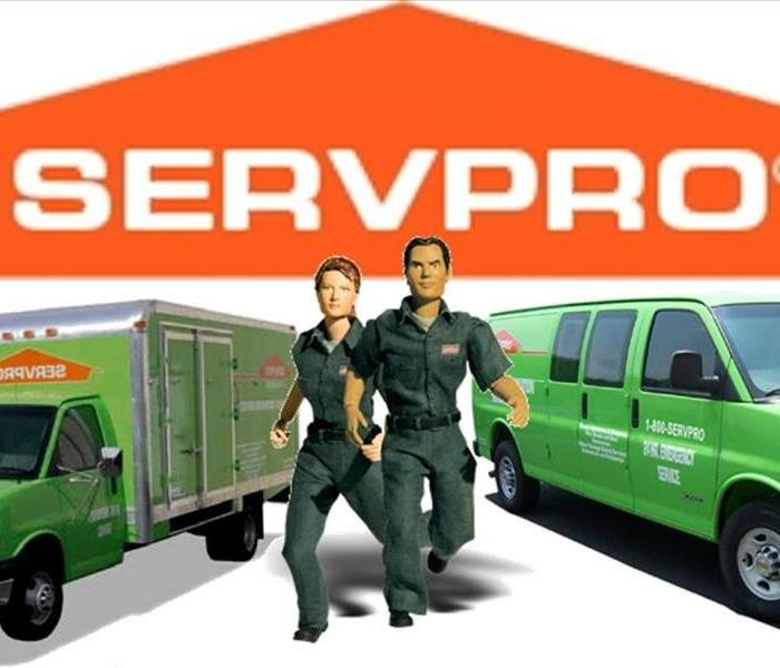 General The SERVPRO Difference
