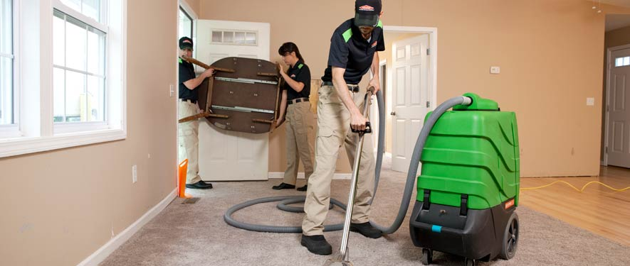 Huntington Beach, CA residential restoration cleaning